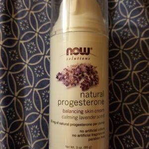 Natural Progesterone Skin Cream New